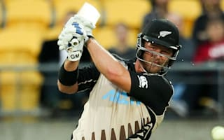 Explosive Anderson fires Black Caps to series win