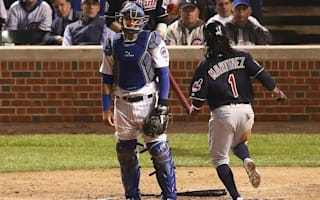 Indians blank Cubs for World Series lead