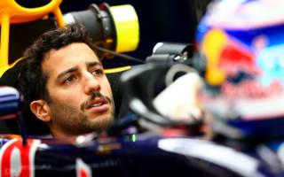 Ricciardo hints at Red Bull departure
