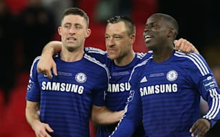 Zouma shocked by decision to let Terry leave Chelsea