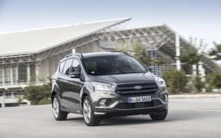 First Drive: Ford Kuga