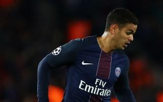 Ben Arfa denied Nice return as Emery selects PSG's 'best'