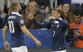 Griezmann: I am not the anti-Benzema