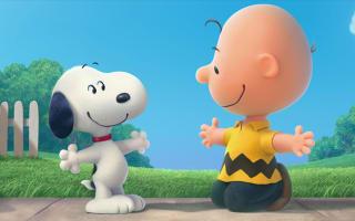 Win The Peanuts Movie goodie bags with TalkTalk TV