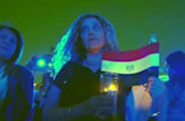 Vigil in Cairo for victims of EgyptAir crash