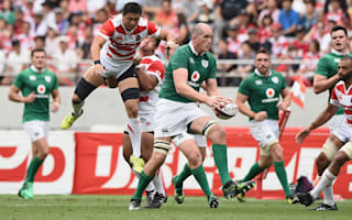 Ireland finish tour with perfect record after Japan win