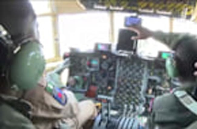 Nigerian airforce deploys to Senegal amid Gambia crisis
