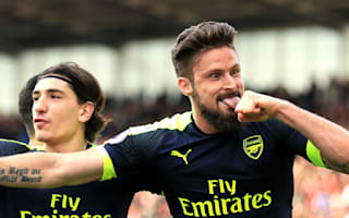 I will be a big fan of West Ham! - Giroud hopes Arsenal get a helping hand