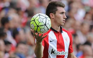 Bilbao confirm Laporte out for up to four months