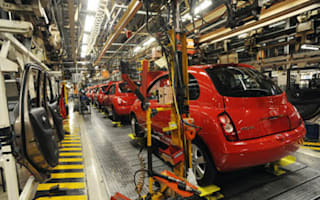 Car production increases by 5.8%