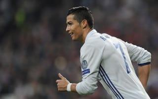 Zidane was behind one of my best seasons, says Ronaldo