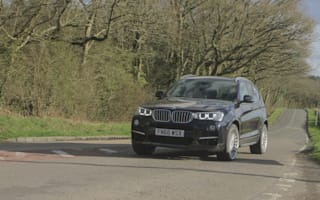 First Drive: Alpina XD3