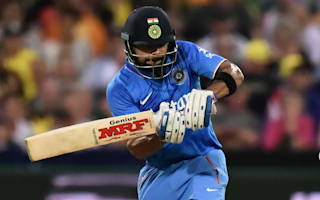 Kohli inspires India to victory against Australia