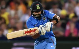Kohli inspires India to victory against Australia