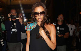 Victoria Beckham is the 'world's best-dressed traveller'