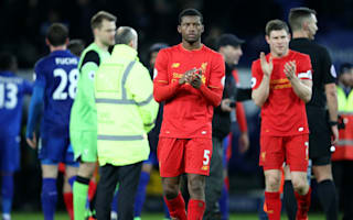 Liverpool were not ready for Leicester fight, admits Wijnaldum