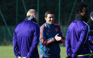 Shakhtar Donetsk v Anderlecht: Hasi seeks European salvation