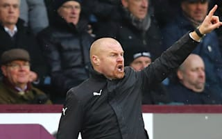 Dyche revels in 'brave' Burnley holding Chelsea