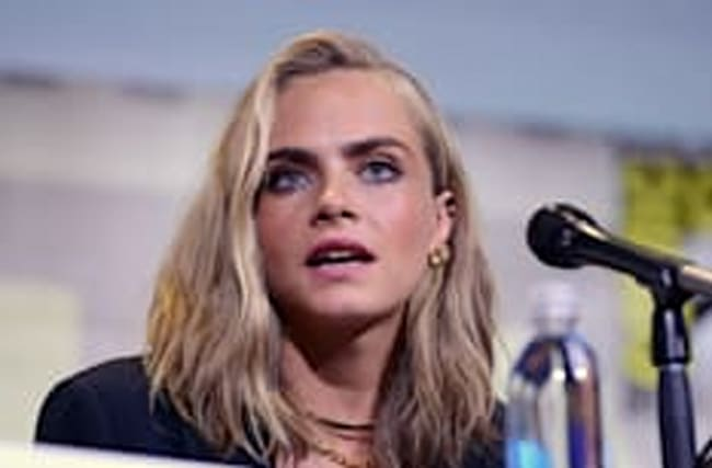 Cara admits having sex on planes and getting caught
