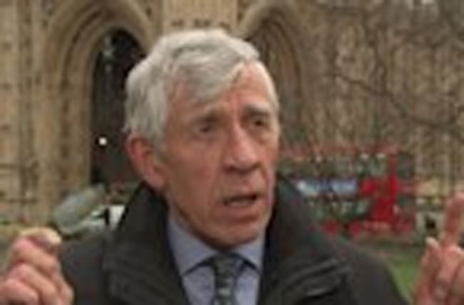 Jack Straw on Guantanamo Bay compensation