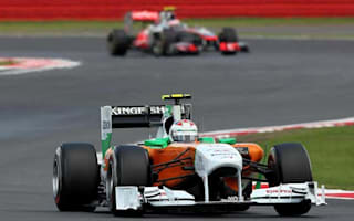 Di Resta down but not out after British Grand Prix pits error