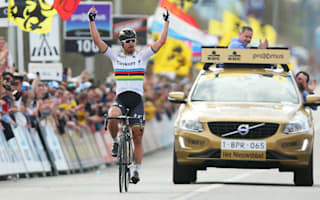 World champion Sagan wins Tour of Flanders