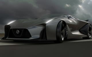 Concept 2020 Vision Gran Turismo unveiled by Nissan