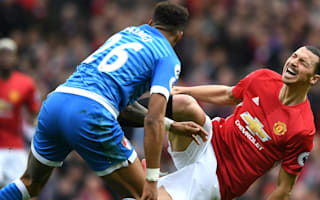 Rooney demands action against Mings after Ibrahimovic 'stamp'