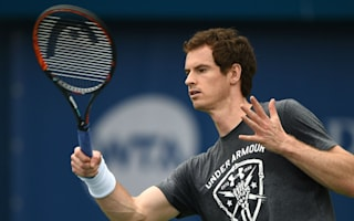 Murray fresh and ready to go after shingles setback