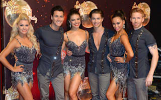 New celebrities strut their stuff on Strictly Come Dancing