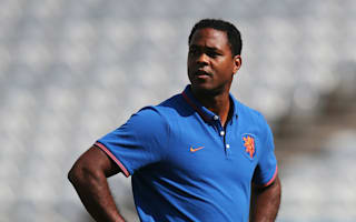 Kluivert targets future Barcelona role