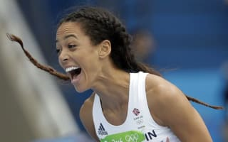 British record high jump helps Johnson-Thompson set heptathlon pace