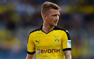 Injured Reus determined to make impact at World Cup