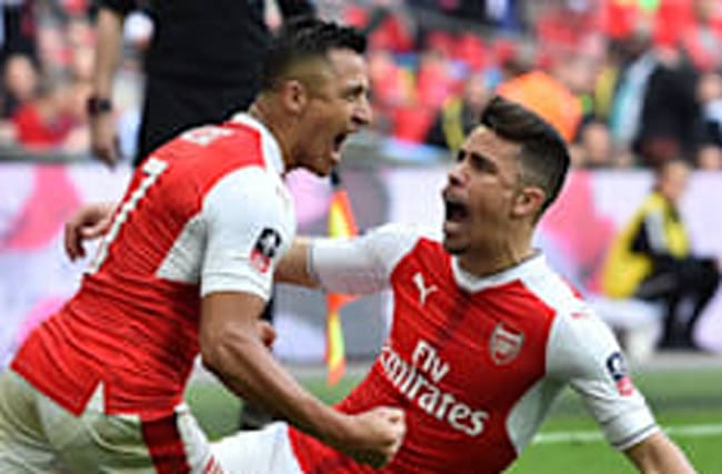 Alexis Sanchez winner takes Arsenal into the FA Cup final