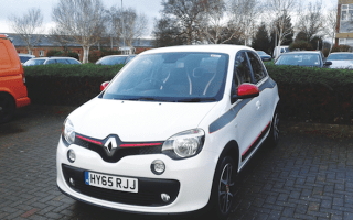 Long term report: Renault Twingo #4