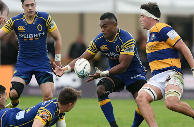 Otago through to Championship final