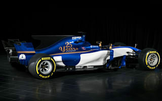 Sauber reveal 25th anniversary car, Di Resta retained as Williams reserve