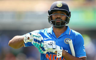 Injured Rohit could miss England ODI series