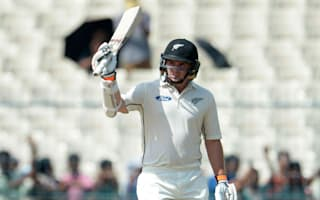 Latham sees 'massive chance' in second innings