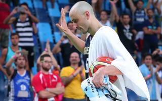 Rio 2016: Anthony congratulates Ginobili on international career