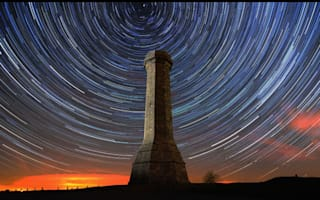 Pictures: England's night sky as you've never seen it