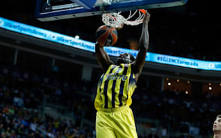 Five out of five for Fener, Real too strong for Olympiacos