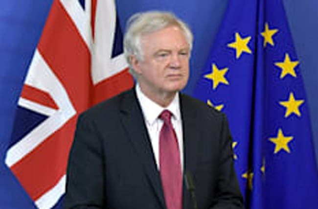 David Davis admits ousting May would be disaster for party