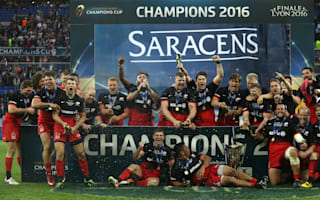 Saracens are like the Manchester United 'Class of '92' - chairman