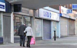 16 shops closing down each day
