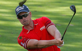 Stenson pulls out of Barclays with injury