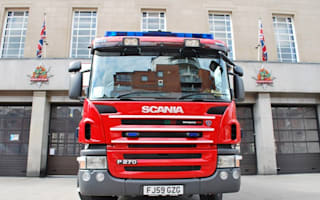 Woman gets hand caught in glovebox&#x3B; phones fire brigade