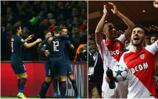Djorkaeff unable to split Monaco and PSG for Coupe de la Ligue glory