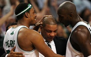 Garnett reunites with Rivers and Pierce as Clippers consultant