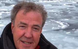 Jeremy Clarkson ventures to the Arctic without a hat